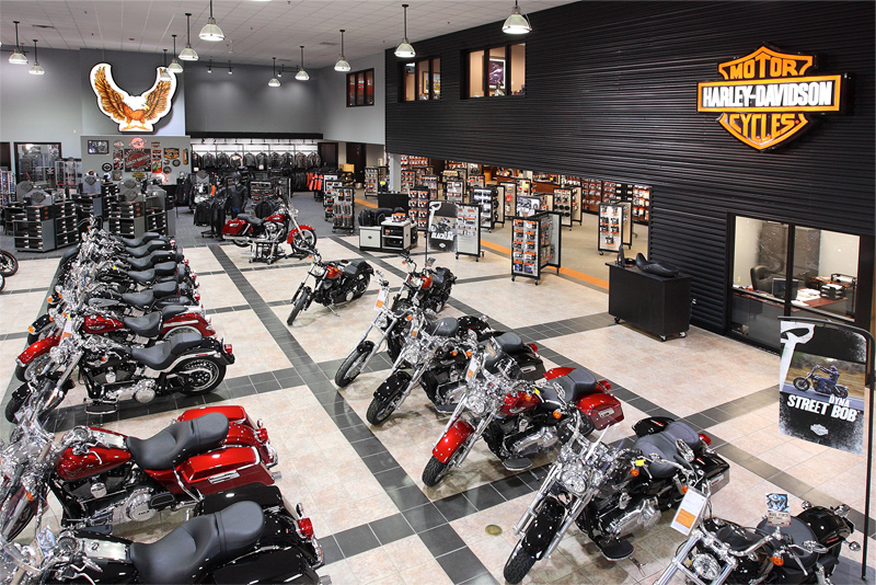 Agi Architectural Group International Architectural Interior Design Harley Davidson